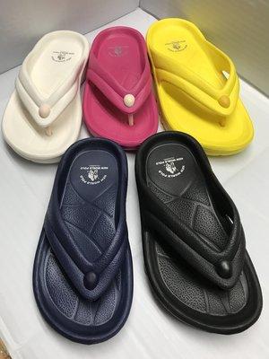 【便宜GO鞋城】MIT超輕量夾腳拖鞋(黑白桃黃藍)/海灘拖鞋《001》