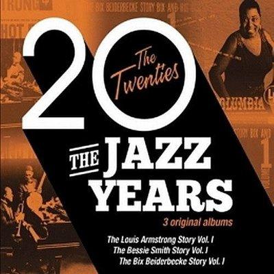 爵士狂潮 - 20年代(3CD) The Jazz Years - The Twenties---88843041292