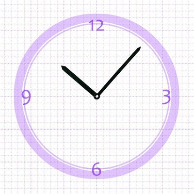 【鐘點站】H101072 SKP鎖針機芯指針 / DIY 時鐘 掛鐘 鐘針/分針10.1公分 時針7.2公分