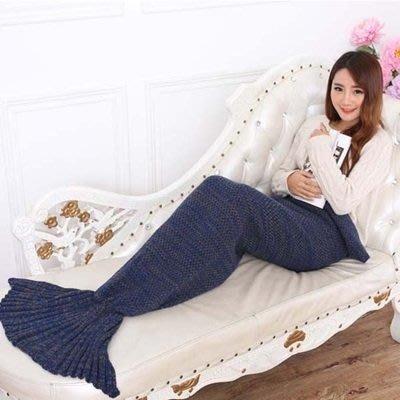 毛毯 懶人毯(1入)-人魚尾巴仿羊絨針織毯子7色73pp489[獨家進口][米蘭精品]