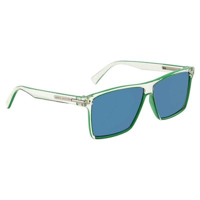 Marc Jacobs Mirror Green Square  MARC222S 00OX T5 58 MARC222S 00OX T5男太陽眼鏡