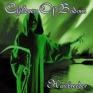 ##重金屬 全新進口CD   Children of Bodom / Hatebreeder