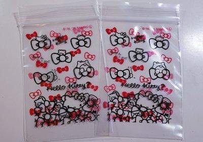 Hello Kitty 密實袋 - 蝴蝶結