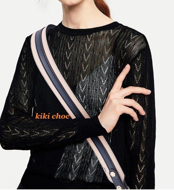 現貨♥kiki choc♥韓 雙色拼色寬版肩揹帶金色金屬扣環包包替換可拆卸寬背帶/斜揹帶/包包配件 MK