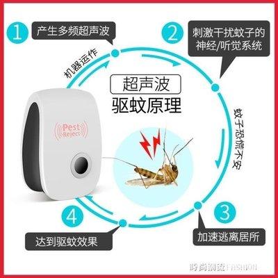 ZIHOPE 驅蚊器電子室內家用大功率PEST REJECT驅鼠強力滅蚊蟲神器ZI812