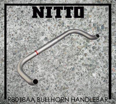 [Spun Shop] Nitto RB018AA Bullhorn Handlebar 牛角手把