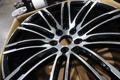 黃帝的店~Porsche Cayenne 955 957 958 958.2 Macan 970 21吋原廠式樣鋁圈