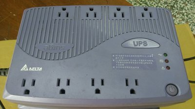 [UPS專賣店]台達 不斷電裝置 OFF LINE型 Model:LC-500