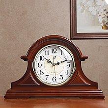 〖洋碼頭〗中式復古大號座鐘客廳擺件桌面擺鐘臺式鐘錶座式家用坐鐘老式時鐘 xtm203