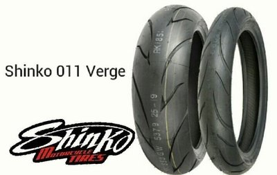 (輪胎王)日本SHINKO O11 120/70-17+160/60-17  17吋休旅/運動重型機車輪胎