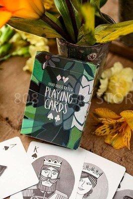 [808 MAGIC]魔術道具 Spring Playing Card