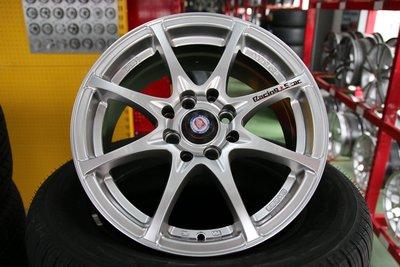 超級輪胎王~全新耀麒鋁圈H480~15吋~4X100~4X114~6.5J~[直購價1800] 新北市
