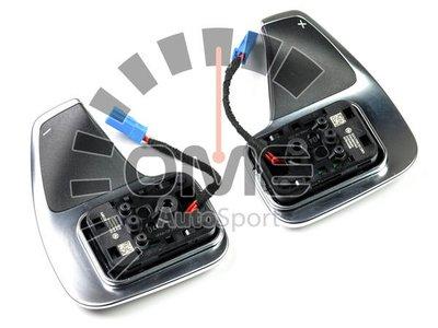 《OME - 傲美國際》BMW 原廠 方向盤 換檔撥片 快撥片 F15 X5 F25 X3 F30 F31 F34 F32 428I 435I