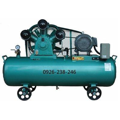 10HP空壓機220V/3相 $56,000元