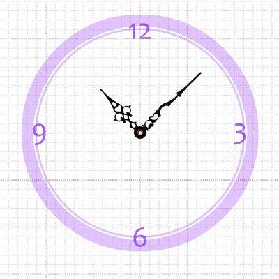 【鐘點站】H099068 SKP鎖針機芯專用指針 / DIY 時鐘 掛鐘 鐘針/分針9.9公分時針6.8公分