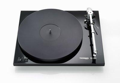 《南港-傑威爾音響》德國老牌 THORENS TD 203 入門級黑膠唱盤