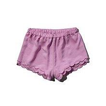 Maple麋鹿小舖 Abercrombie&Fitch * AF 紫色雙層設計休閒短褲 *( 現貨S號 )