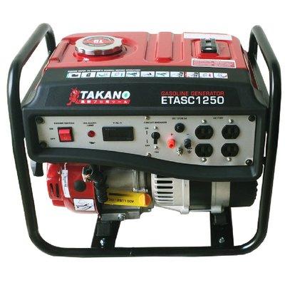全新 發電機-高野 TAKANO - 1250W - ETASC1250-I