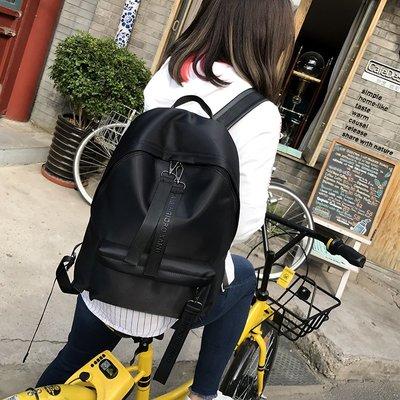 【洛本】書包女韓版原宿ulzzang防水雙肩包校園情侶旅行大容量百搭背包男B10