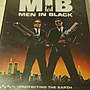 MIB 星際戰警 Men in Black 威爾史密斯 湯米李瓊斯 全新未拆