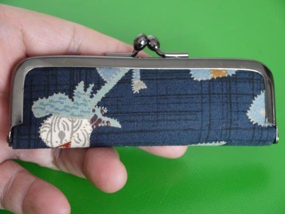 日本傳統工藝藍染印章收納盒4
