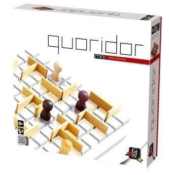 【小辣椒正版益智遊戲】Quoridor Mini 步步為營 基本版 法國 Gigamic 正版