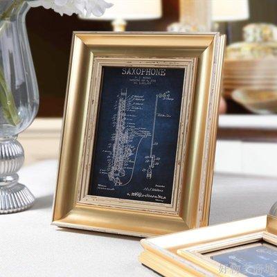 好物多商城 相框擺臺多張組合創意四寸照片相冊六寸七寸十像框架相框掛墻組合