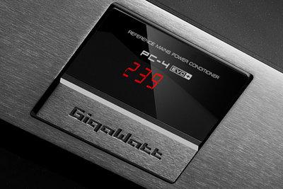GigaWatt PC-4 EVO+ 旗艦Power Conditioner 歡迎來電洽詢/預約試聽