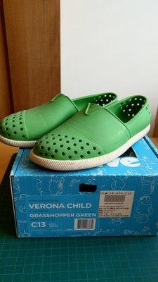 二手Native Verona 童鞋 c13