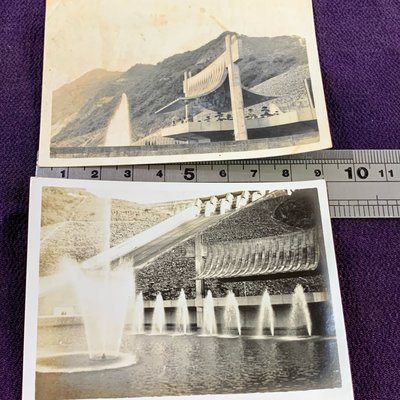 ㊣台灣意象*旗艦店㊣超美照!2張石門水庫初建成210222