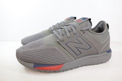 =小綿羊= 4折 New Balance MRL247GN D 灰 紐巴倫 女生 休閒鞋 247 復古鞋