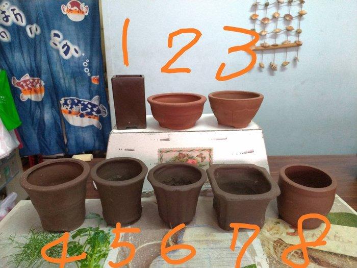 WISH FOREST【3吋紫砂盆】~桌上小品盆器~3吋盆可直接套盆~多款~~小樹盆栽養盆好用