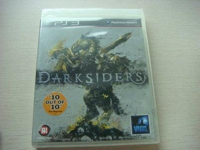 遊戲殿堂~PS3『末世騎士』亞版全新品