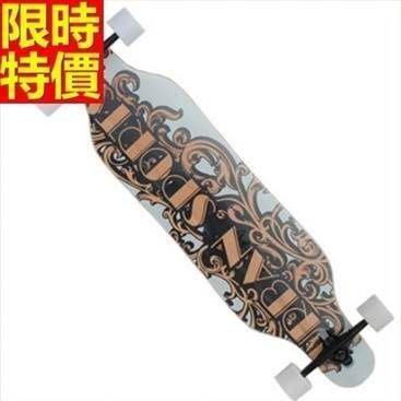 滑板 成人公路板戶外用品-酷炫街頭專業運動長版蛇板6款66ah25[獨家進口][米蘭精品]