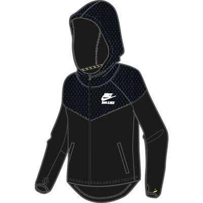 【n0900台灣最便宜】2015 NIKE-女運動外套-RU MIX FABRIC WINDRUNN-644152