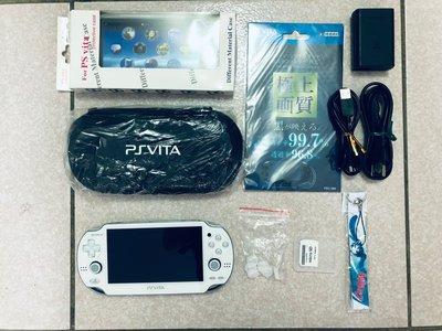可改機版本PSV1000主機+8G記憶卡+硬殼+香菇頭+新螢幕玻璃貼+初音掛繩+8成新 一年保修