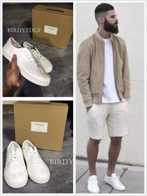 BIRDYEDGE 品牌 白鞋設計 小白鞋 男款鞋 歐美 品牌設計  現貨供應