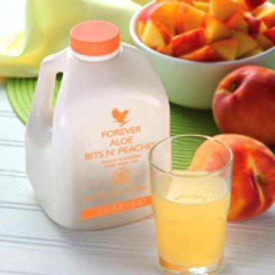 Forever 永久 蘆薈汁(水蜜桃口味) ~1公升/瓶~