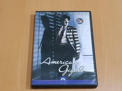 美國舞男American Gigolo 李察·吉爾  Richard Gere 英文版