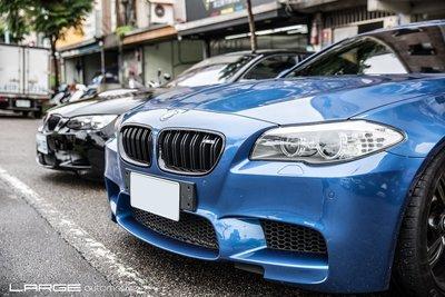 【樂駒】BMW F10 M5 M Performance ///M 水箱罩 黑鼻頭 空力 系統 外觀 套件 改裝