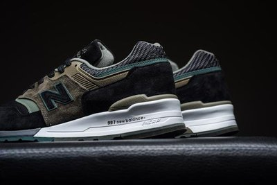 """New Balance M997PAA Made in USA """"Military Pack"""" 美製"""