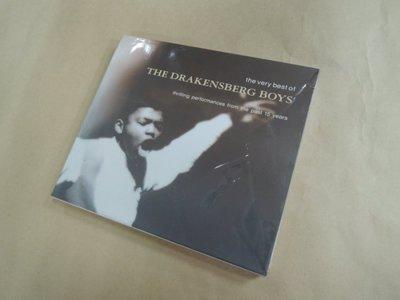 Q1910-CD】the very best of THE DRAKENSBERG BOYS-thrilling per