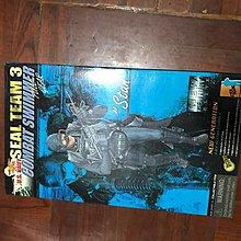 US Navy Seal Team 3 Combat Swimmer Full Gear