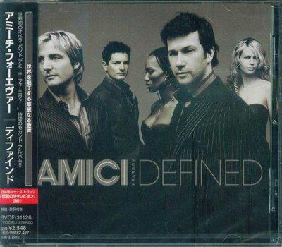 K - Amici Forever - Defined - 日版 +1BONUS - NEW