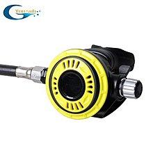 窩美高品質潛水調節器潛水二級頭深潛運動呼吸器水下調節器