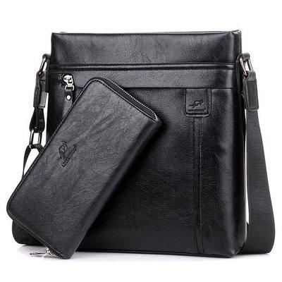 澳洲名牌  LINKENROO 正品袋鼠 男士真皮側背包防水耐磨商務平板包時尚休閒包隨身手機包