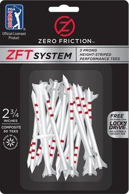 【飛揚高爾夫】Zero Friction高爾夫球釘 三腳專業零阻力距離遠球Tee