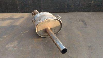 售 K8  4D 白鐵回壓型排氣管