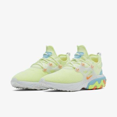 【Cool Shop】NIKE REACT PRESTO BARELY VOLT 螢光魚骨 AV2605-700 慢跑鞋