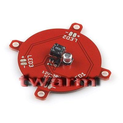 《德源科技》r)Sparkfun原廠 Luxeon Rebel LED Single Driver(COM-09748)